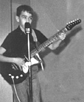 Mike in 1964